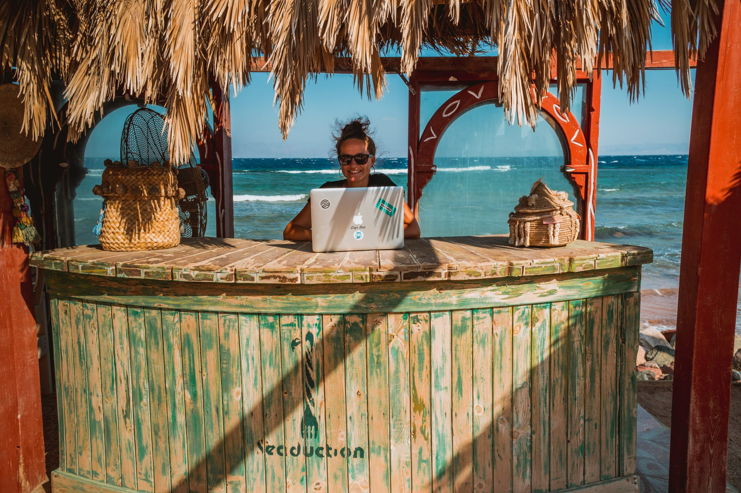 Hoe word je digital nomad
