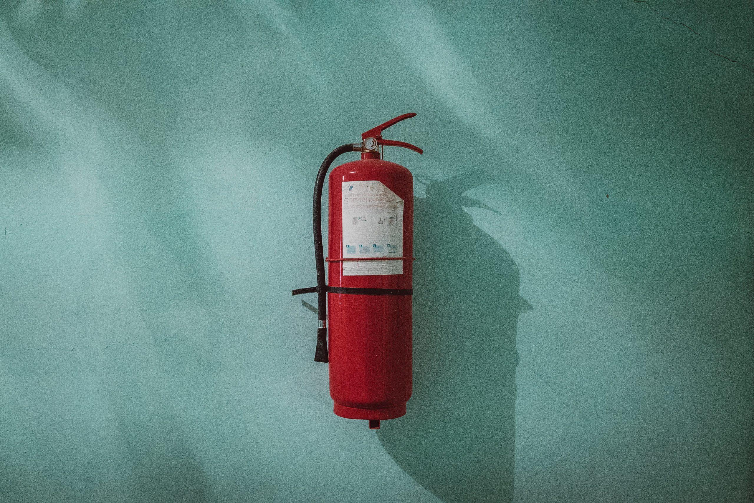 brandveiligheid in magazijnen